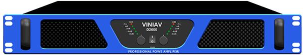 VINIAV D2600數字功放